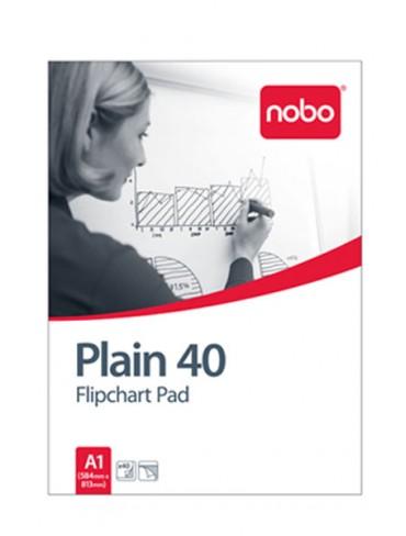 Nobo Flip Chart Pad 34631165 A1 40 Sheets