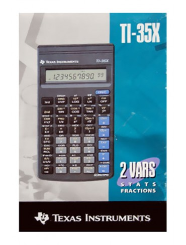 Texas Instruments Calculator TI-35X