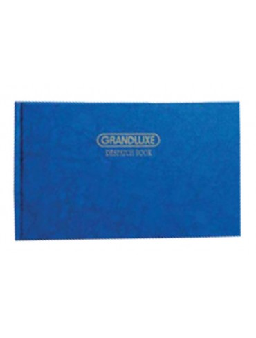 Grandluxe Register Book 2QR 124x210mm 196 Pages