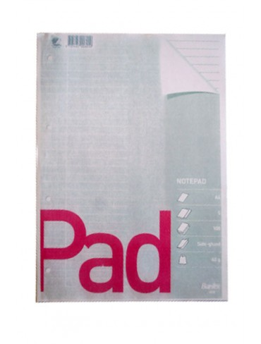 Bantex Refill Pad 1930 A4 100 Sheet