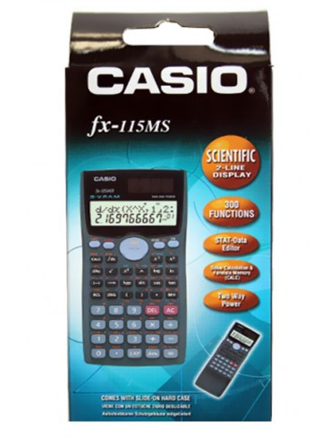 Casio Scientific Calculator FX-115MS
