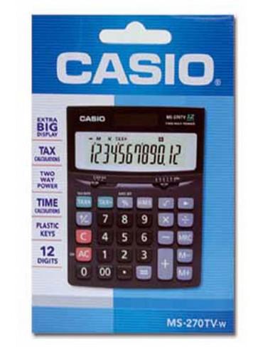 Casio Desktop Calculator MS-270TV