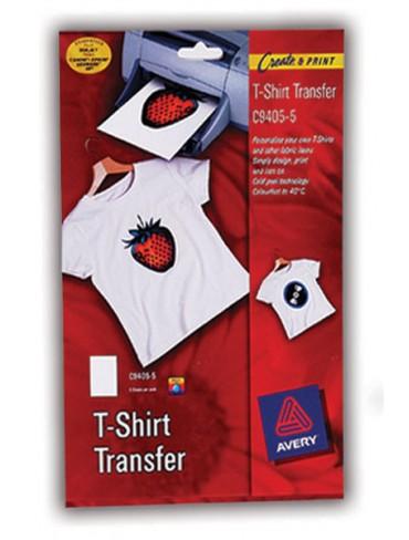 Avery T-Shirt Transfer C9405-5