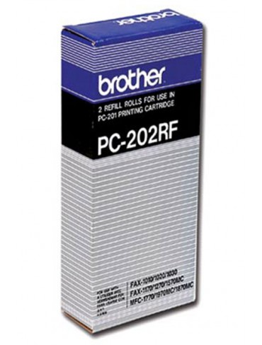 Brother Fax Toner Cartridge PC 202 RF