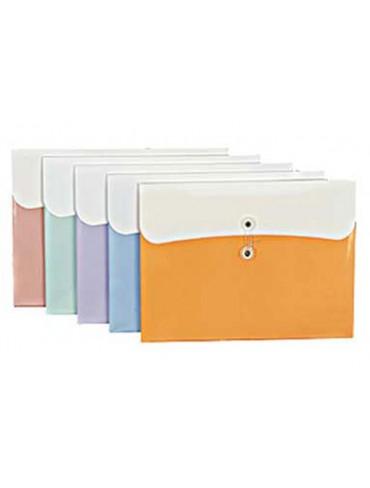 Deli File Keeper Wallet 5507
