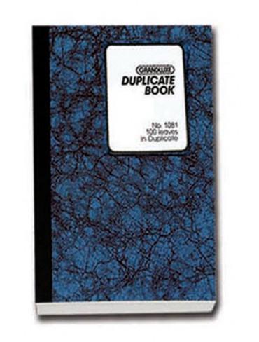 Grandluxe Duplicate Book A5