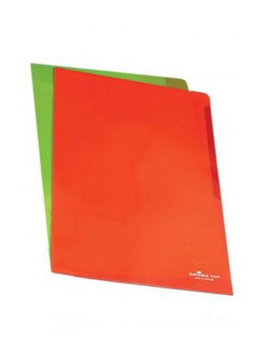 Durable Plastic Folders 2329
