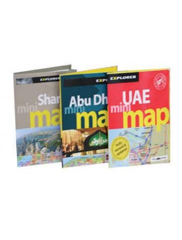 Explorer Dictionary + Map