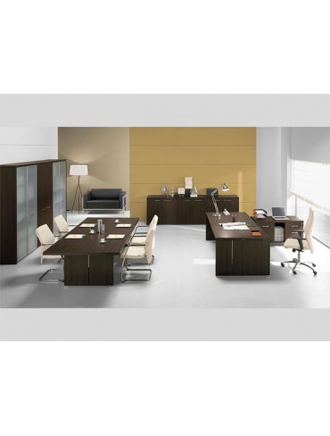 Las Mobili Delta Executive Desk 01