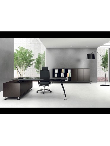 Las Mobili Enosi Evo Executive Desk 1
