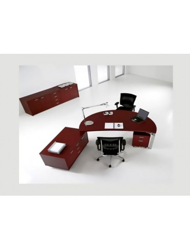 Quardo Executive Desk 026