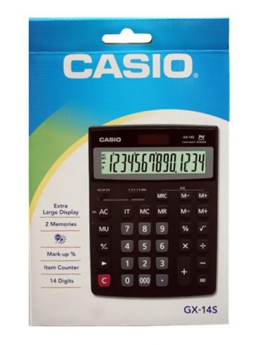 Casio Desktop Calculator GX-14S