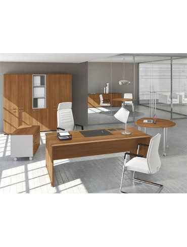Las Mobili Fill Evo Executive Desk 111 2