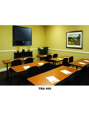 TRA 660 Seminar Table