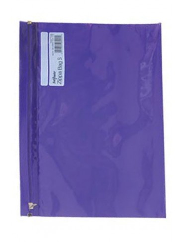 Snopake Plastic Wallet Bag A5 AS