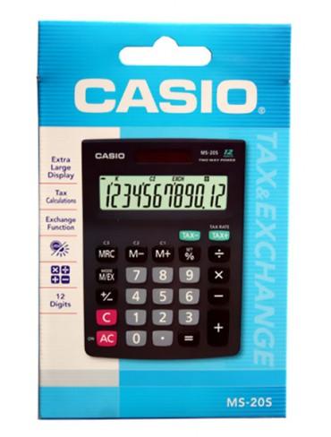 Casio Desktop Calculator MS-20S
