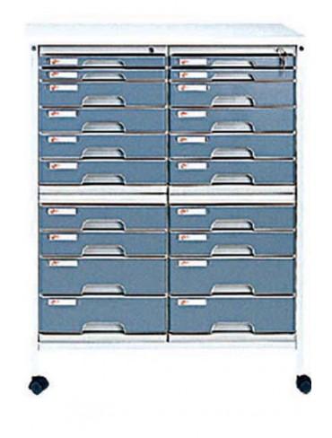 Deli Filing Cabinet 900 20 Trays