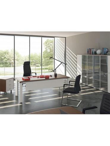 Las Mobili Fill Evo Executive Desk 112