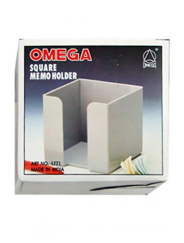 Omega Square Memo Holder 1771