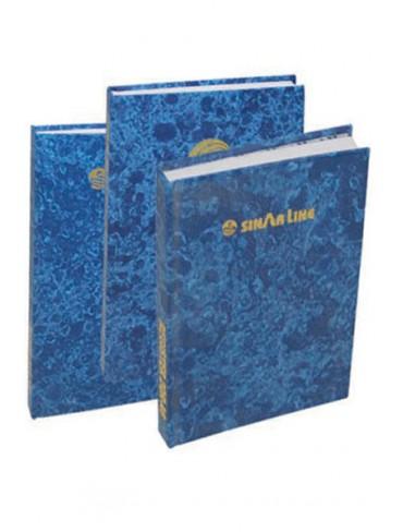 Sinarline Manuscript Book 254x203mm 2QR