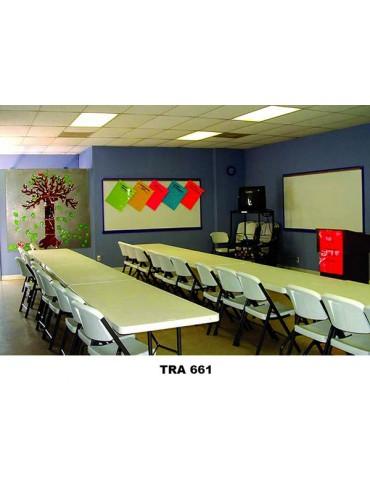 TRA 661 Seminar Table