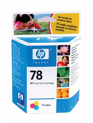 HP Ink Cartridge C6578DE Tri-Colour