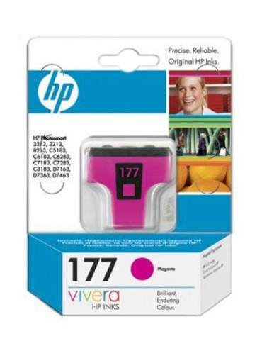 HP Ink Cartridge C8772A Magenta