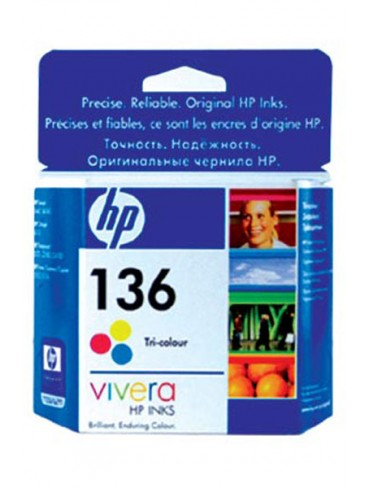 HP Ink Cartridge C9361AE Tri-Colour