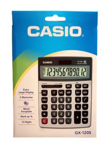 Casio Desktop Calculator GX-120S
