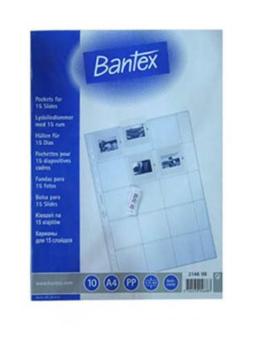 Bantex Plastic Pockets 2146