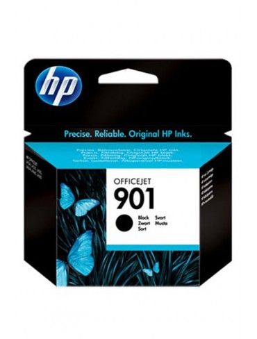 HP Ink Cartridge CC653AE Black