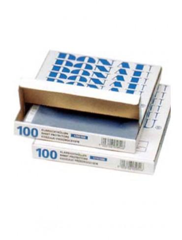 Donau Plastic Pockets 1795100 K