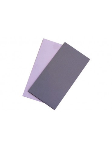Galgo Ivory Laid/Grey Laid Envelope 4x9/13x9