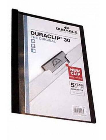 Durable Clip File FL2200BK