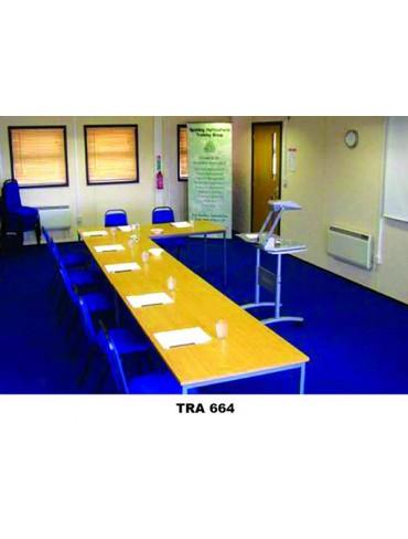 TRA 664 Seminar Table