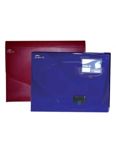 Snopake Document File Box 14859 25MM