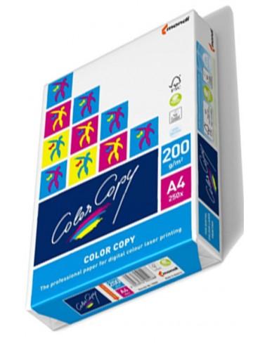 Color Copy Paper 250 Sheets A4 200gsm