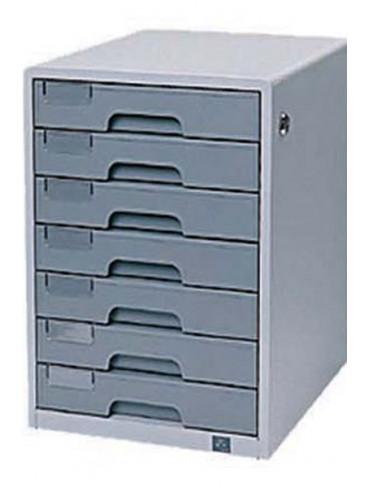 Deli Filing Cabinet 9703