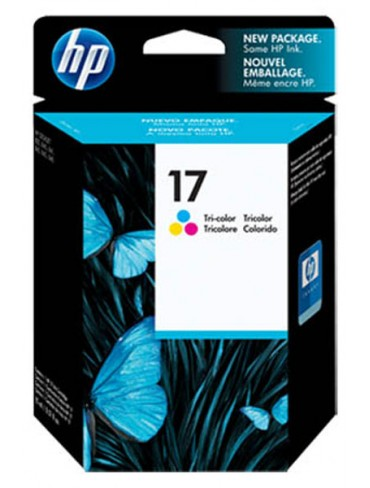 HP Ink Cartridge C6625A Tri-Colour