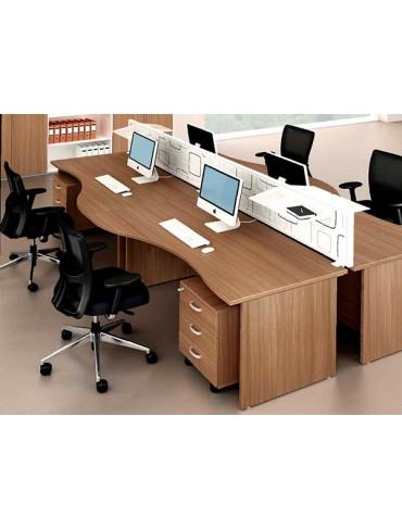Wooden Workstation 18