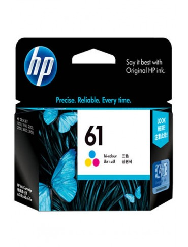 HP Ink Cartridge CH562WA Tri-Colour