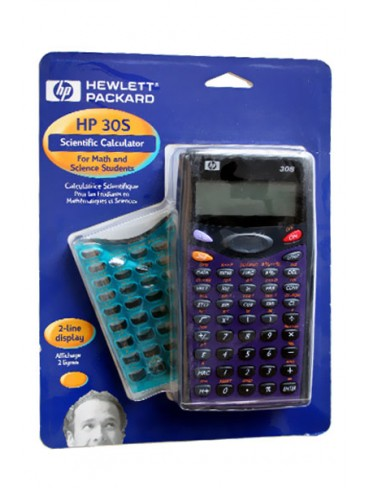 HP Scientific Calculator HP 30S