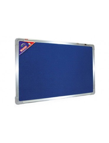 Partner Notice Board NB84BL 120x240cm
