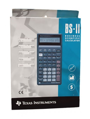 Texas Instruments Calculator BS 11