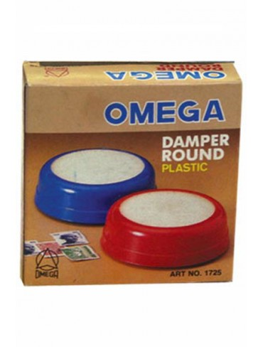 Omega Round Plastic Damper 1725