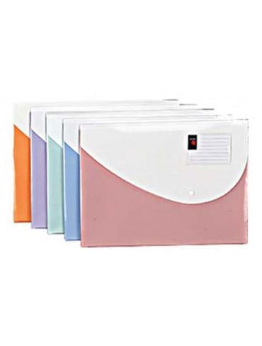 Deli File Keeper Wallet 5506 AS