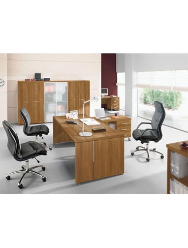 Las Mobili Delta Executive Desk 02