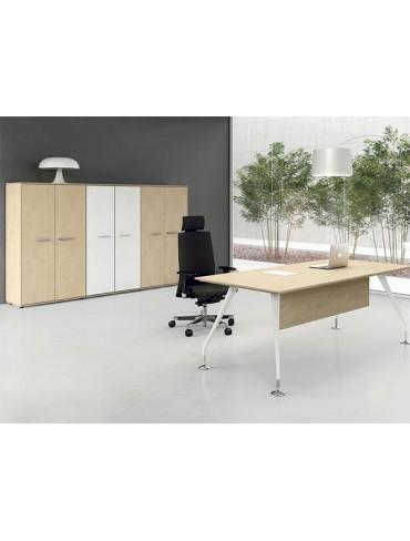 Las Mobili Enosi Evo Executive Desk 10