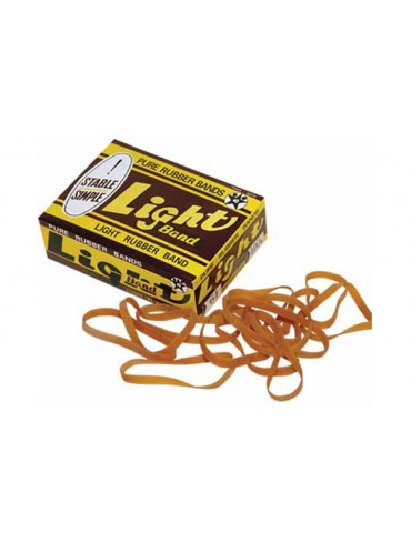 Light Rubber Band 64-100gm
