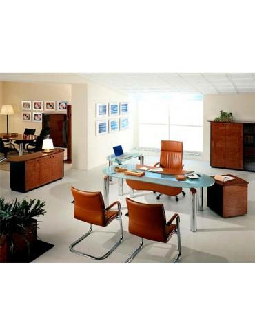 Nuvola Office Desk 2